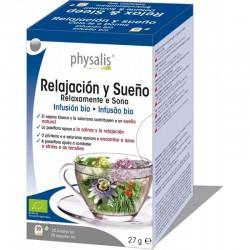 Physalis Infusão Bio Relax & Sleep 20 Saquetas