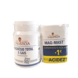 AML Pack Relax Muscular (Mag. Total + Mag. Mast.)