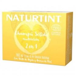 Naturtint shampo solido cosmos nutrição