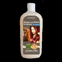 Essentials shampoo fortalecedor com biotina 500ml