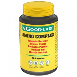 AMINO COMPLEX – 60 CÁPSULAS – GOOD CARE
