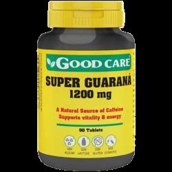 super guarana 1200 mg 90 comprimidos good care