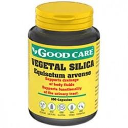 vegetal silica 100 cápsulas good care