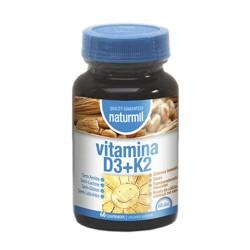 Naturmil Vitamina D3 + K2 60 comprimidos