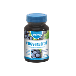 Naturmil Resveratrol - 60 cápsulas