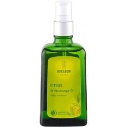 Weleda relaxing body oil citrus 100ml