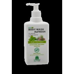 eco body wash refresh (500ml)