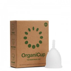 Copo menstrual - OrganiCup Tamanho Mini