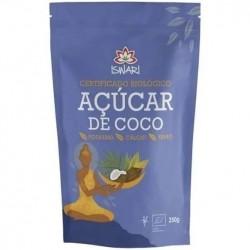 Açúcar De Coco Iswari 250 Gramas