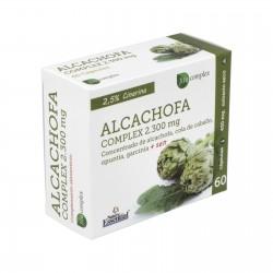 ALCACHOFA COMPLEX 2300mg 60cap.