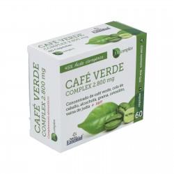 CAFE VERDE COMPLEX 2800mg 60cap
