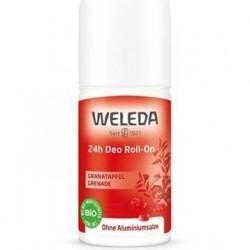 Weleda Romã Deo Roll-on 50ml