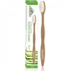 Escova de dentes de bambu Corpore Sano