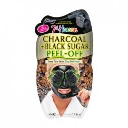 MJ Masc. Facial Peel-offs Carvão Açucar 10ml