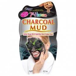 MJ Masc. Facial Detox Carvão 15g
