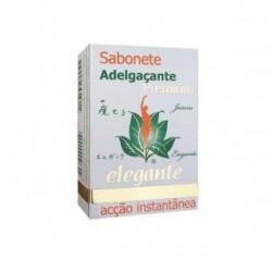 Elegante Sabonete Adelgaçante Premium 140g