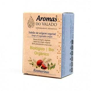 Sabão Vegetal Rosmarinus 65gr Aromas do Valado
