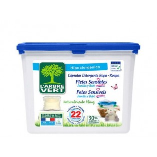 Detergente Roupa Liquido Peles Sensíveis 22D