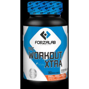 Forzlab Pre Workout Xtra 30 cápsulas