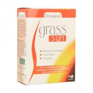 Grass 3QM 45 comprimidos Drasanvi