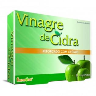 Fharmonat Vinagre de Cidra 60 comprimidos