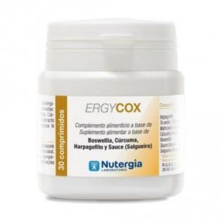 Ergycox 30 comprimidos Nutergia