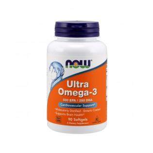 Ultra Omega-3 90cápsulas Now Foods
