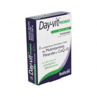 HealthAid Day-Vit Probio 30 Comprimidos