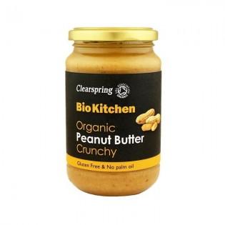 Manteiga Amendoim Crocante Bio Kitchen 350g