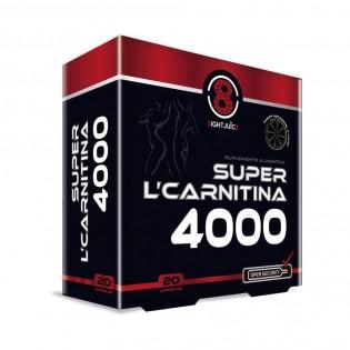 Super L´Carnitina 4000 20amp. Fharmonat