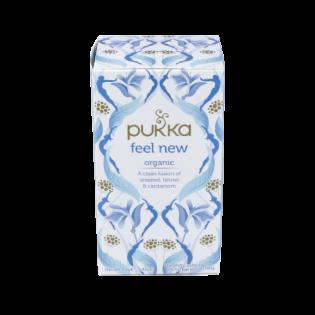 Pukka Feel New 20 saquetas (40g)