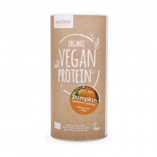 Proteína de Abóbora 400gr Vegan Purasana