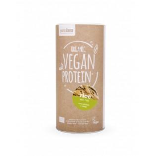 Proteína de Arroz 400g Vegan BIO Purasana