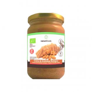 Naturefoods Creme de Amêndoa S.G. Bio 300g