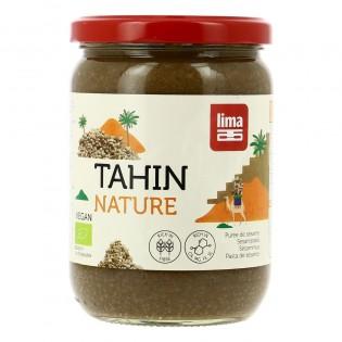 Tahin - Pasta de Sésamo o s/sal LIMA BIO 500g