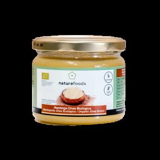 Manteiga Ghee Bio Naturefoods 230 gramas