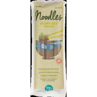 Noodles de Arroz c/ Wakame 250g
