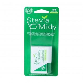 Stevia Midi Adoçante 100 comprimidos