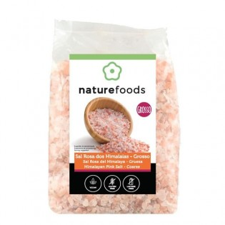 Sal Rosa Grosso Himalaias 1kg Naturefoods