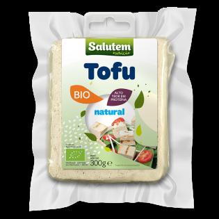 Tofu Natural 300g Salutem