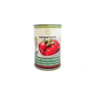 Naturefoods Tomate Pelado Inteiro Bio 400g