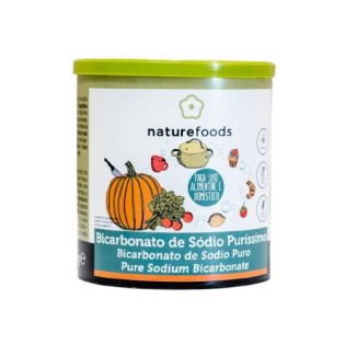 Bicarbonato De Sódio Puríssimo Naturefoods 750g