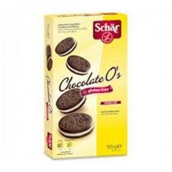 Schar Bolacha Sem Glúten Chocolate O`S 165 gr