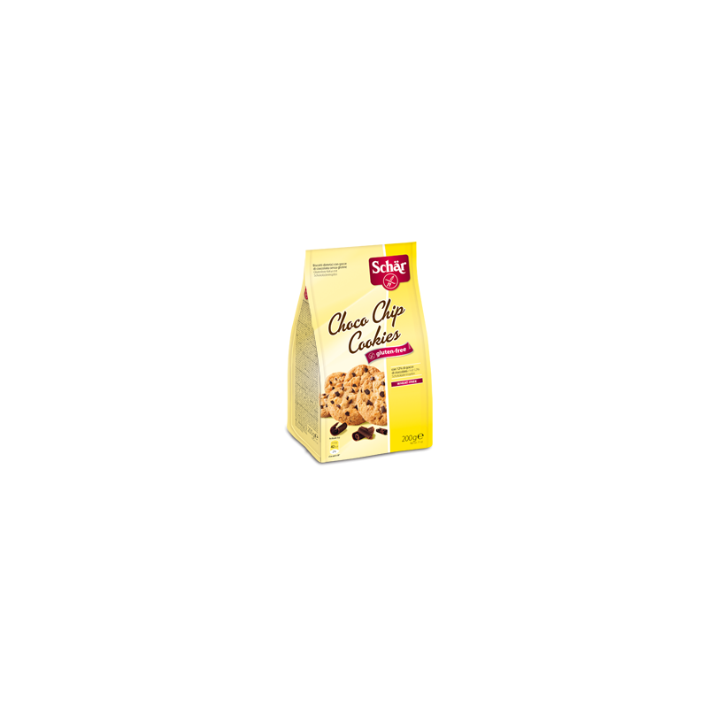 Schar Bolacha Sem Glúten Chocolate Pepita 200gr