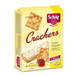Schar Bolacha Sem Glúten Crackers 210gr 6*35gr