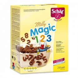 Schar Milly Cereais Cacau Sem Glúten Magic 250gr