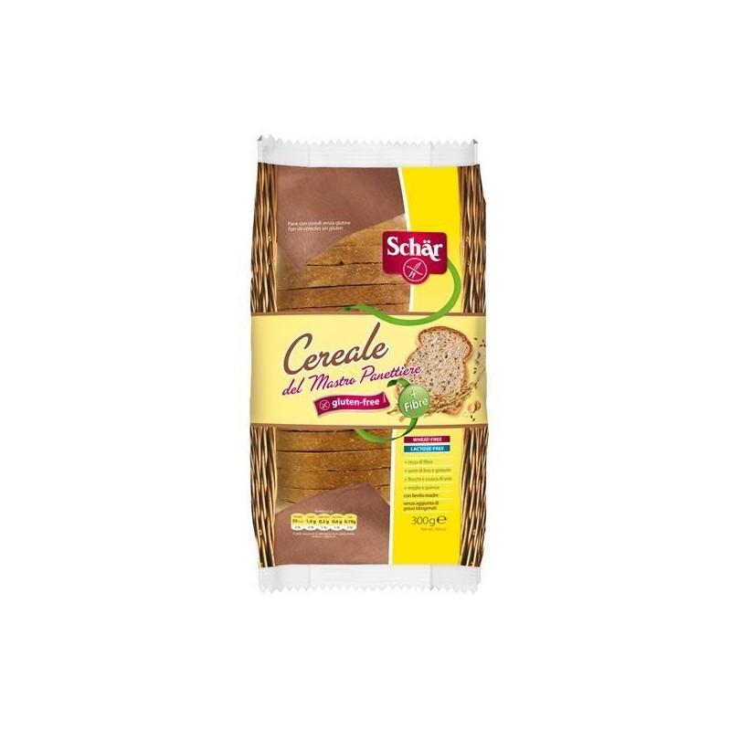 Schar Pão de Forma Sem Glúten Cereais 300gr