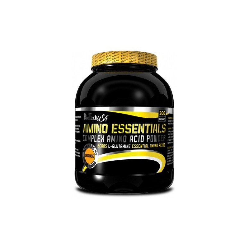Amino Essentials Limão  300g Biotech  USA