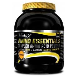 Amino Essentials Limão  300g Biotech  USA