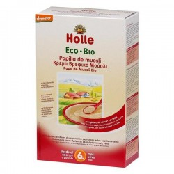 Holle Bio Biscoitos Trigo Espelta 8M 150gr
